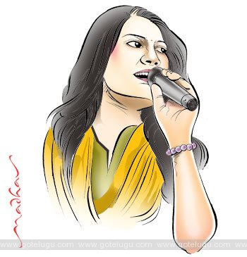 Geeta Madhuri Interview