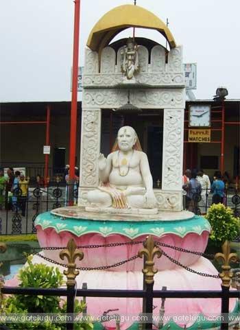manthralayam tourism