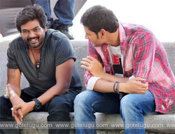 puri again with mahesh