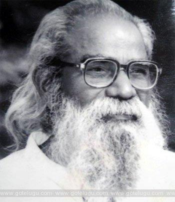 nobel prize for telugu writer?