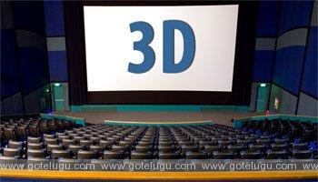 3d cinema halls