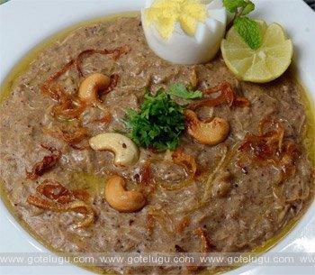 Ramzaan - Haleem