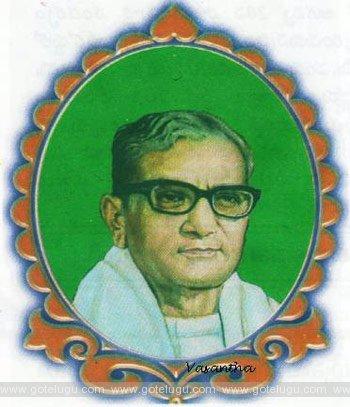 Tenneti Viswanatham Biography by TVS Sastry
