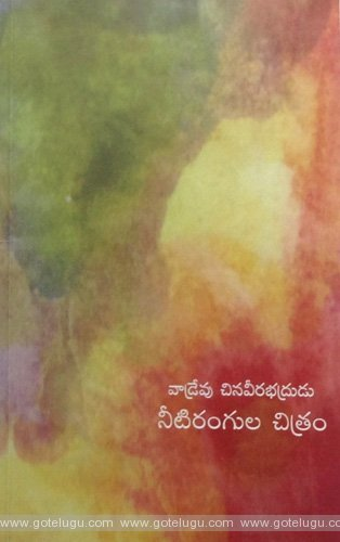 Book Review - neeti rangula chitram