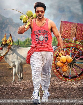 govindudu changed charan