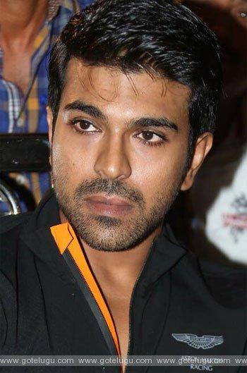 interview with ram charan tej