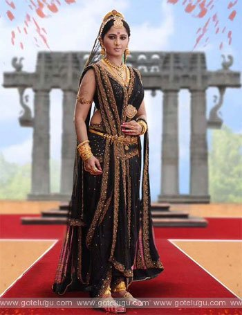 Visual Wonder ' rudramadevi '