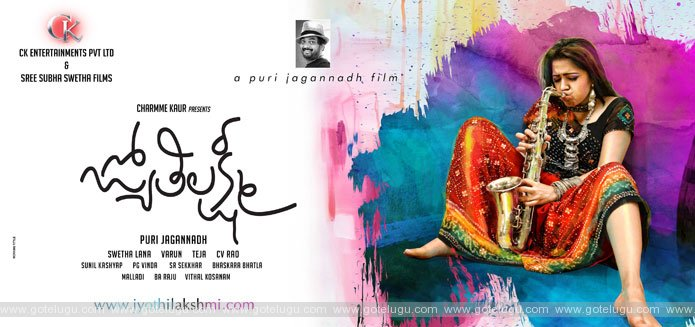 movie review - Jyothi Lakshmi