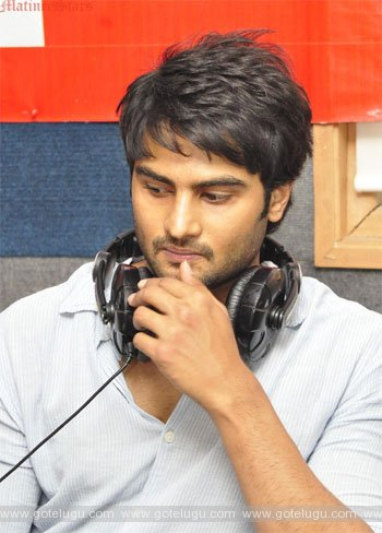 sudheer babu getton step by step