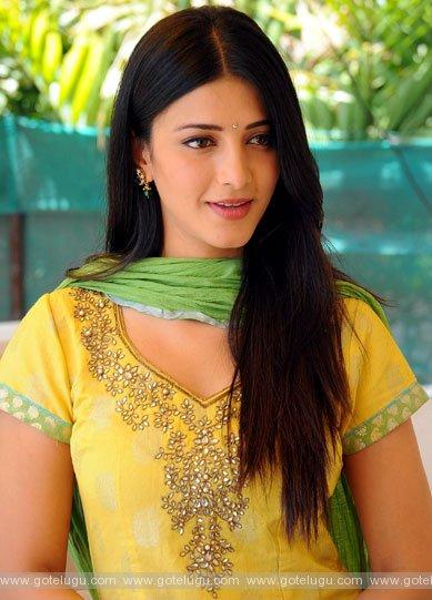 Interview - Shruti Haasan