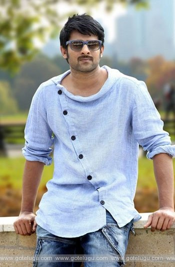 prabhas bolly wood entry