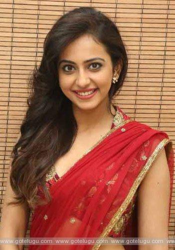 Rakul Preetsingh looks like pure telugu girl