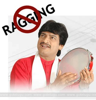 ghajal srinivas on ragging