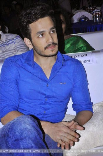 akhil movie comming  diwali..
