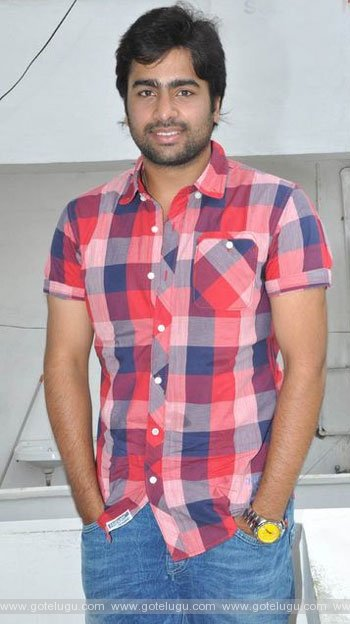 mass touch with nara rohit