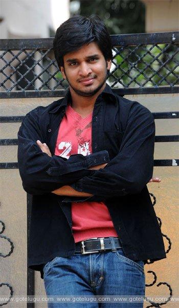 nikhil  ready to  success