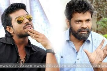 charan  and sukumar combination movie  comming soon