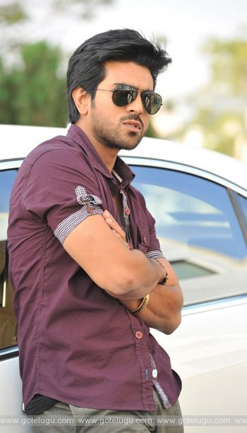 charan started