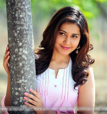 rashi khanna  was beauty...
