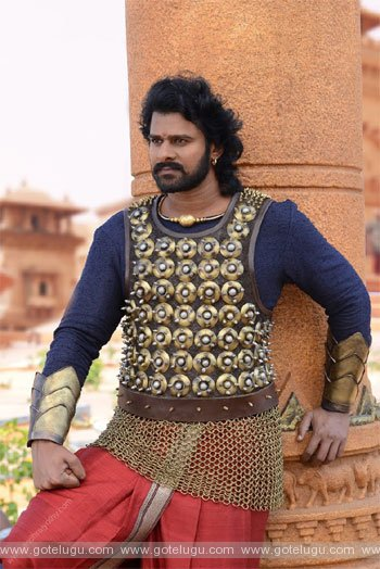 prabhas busy with bahubali the  conclusion