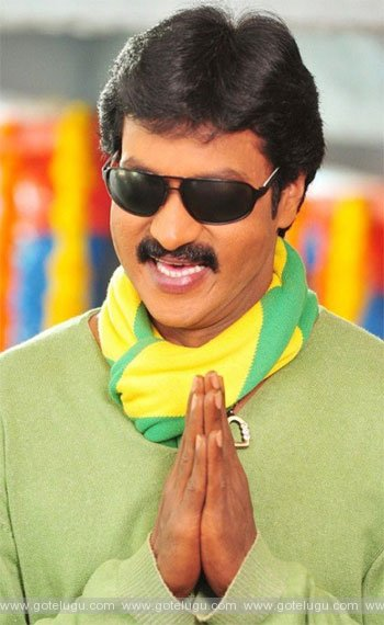 sunil re entry with megastar movie