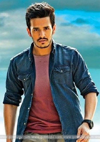 akhil second movie fix