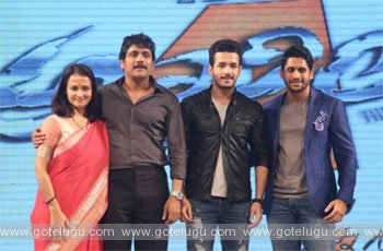 akkineni nag anounced nag marriage...