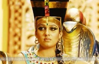 nayanatara as ratnamahadevi