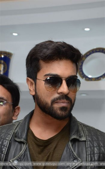 interview with ramcharan
