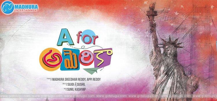 Madhura Sreedhar's Next- A For America