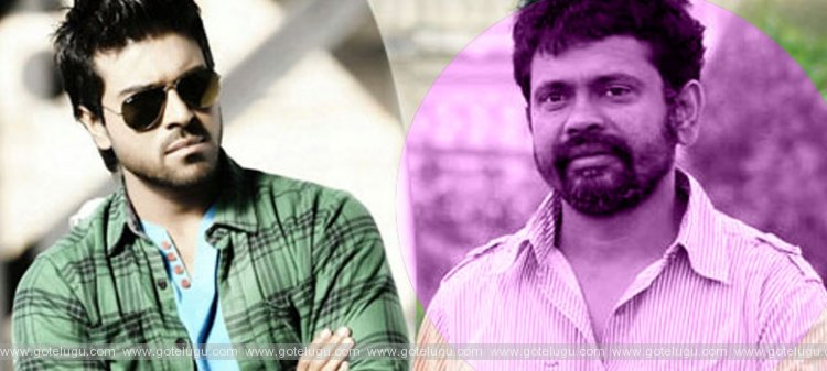 charan act in sukumar direction