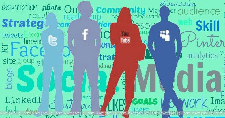 over depending on social network