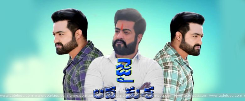 ntr new movie jai lavakusha