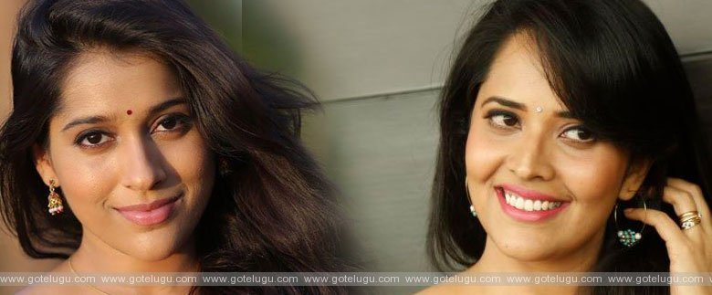 Anasuyaa is his inspiration says Rushmi