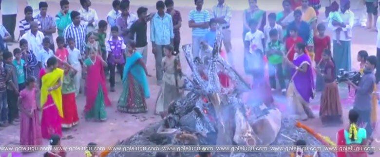 Rahul Sipligunj & Mangli Sankranti Special Song By Pramod Puligilla ||JRR || JR TV