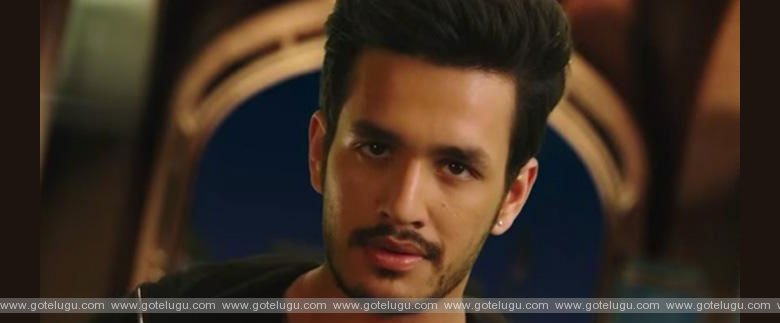 akhil movie suspence