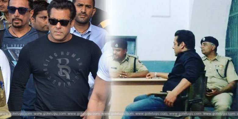 Salman Khan is still jail