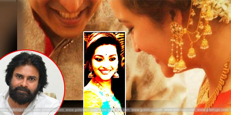 Renu desai Engagement .. Pawan wishes
