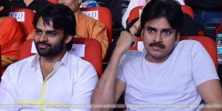 Pawan for the Tej .. Is it true?