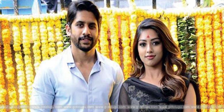 nagachaitanya in sailajareddy alludu movie