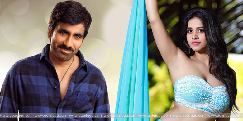 Ravi teja  is an  Ismart  girl