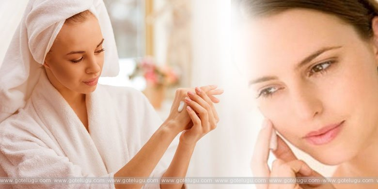 Dry skin? Careful
