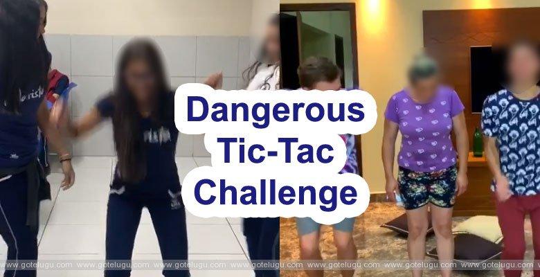 Dangerous Tic-Tac Challenge