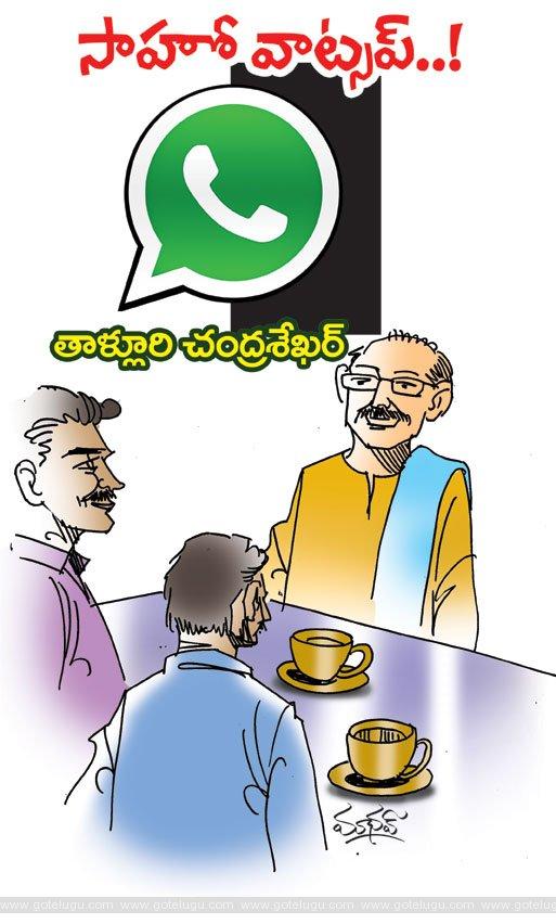 saho whatsapp