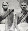 Twin poets Tirupati Venkata Kavulu