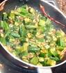 recipe: bendakaaya masala curry