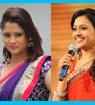 TV Anchor Suma and Shilpa
