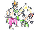 Navvula Jallu by Jayadev Babu
