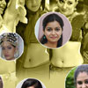 where are telugu heroines in telugu cinemas?