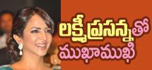 interview with lakshmi prasanna